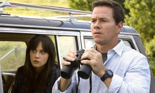 Mark Wahlberg & Zooey Deschanel