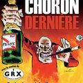 Eric martin présente Chroron Denière au Cinéma LUX