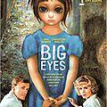 Un peu de musique #52: Lana Del Rey - Big Eyes (Soundtrack Big Eyes - Tim <b>Burton</b>)
