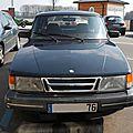 Saab 900 S 16V (1989-1993)