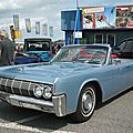 LINCOLN <b>Continental</b> 4door convertible 1964