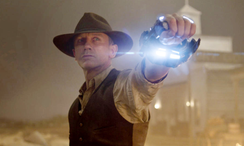 Daniel Craig dans Cowboys and Aliens
