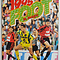Sport ... Album Panini FOOT 95 * <b>Football</b> en images