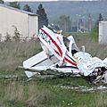 Une apprentie pilote de 27ans périt dans le crash de son petit avion