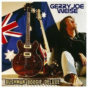 Bushman Boogie Deluxe - Gerry Joe Weise - CD 1999