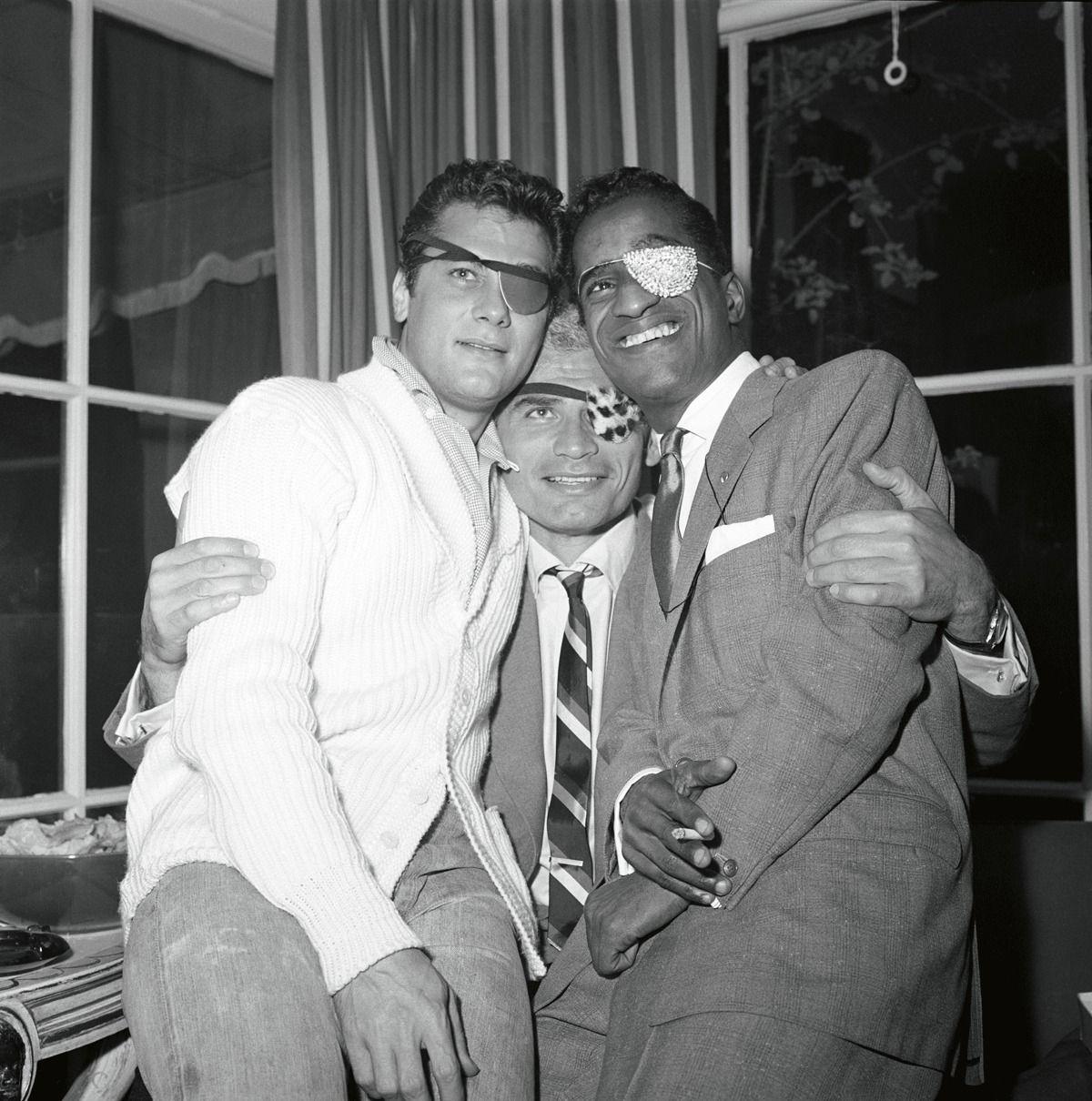 Sammy Davis Tony Curtis Anniversaire L'1so- Où Ai-Je La Tête ?