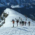 ski alpinisme de compétition