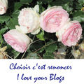 I love your <b>Blogs</b>