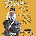Conteuse collecteuse d'histoires Marie-Laure Picard