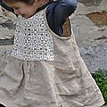 <b>Robe</b> <b>tablier</b>