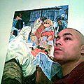 الجزائر نيوز:معرض الفنان التشكيلي أحمد صالح بارا