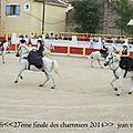 27ème Finale des Charretiers à Rognonas