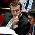 « Loi Macron : les principales évolutions du texte » - Revue de presse - Les Echos