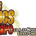 Paris <b>Comics</b> Expo