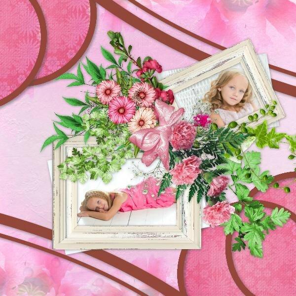 Flomelle_TemplatePack5_3- kit Desclics_Tip Toe Through The Tulips - photo Pixabay