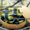 la calebasse de fortune du marabout AGBON