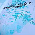Une nouvelle page pour mon Notebook Midori