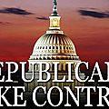 Etats-Unis: Obama et les Démocrates submergés par une vague républicaine,