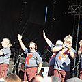 Retour sur Brest 2016: les Goristes et d'autres musiciens