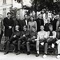 une promotion...1965-1968