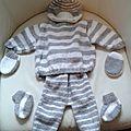 tricot fait maison par Vivi