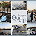 <b>Freebie</b> octobre les quais de Prague