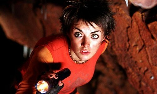 Nora-Jane Noone dans The Descent