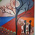 peintures de celine garnier