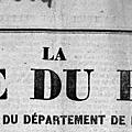 Une République mort née ?, IX - ROUEN, Avril 1848, les espérances électorales. <b>Démocrates</b> bourgeois et communistes.