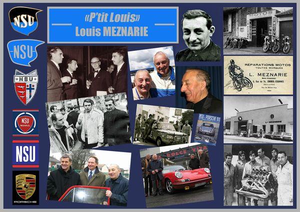 00-Louis MEZNARIE Sa Vie