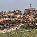 L'<b>île</b> de Brehat, Bretagne