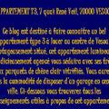 Bel appartement à louer au 7 quai René Veil à Vesoul