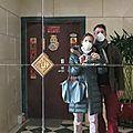 Melk et Audrey à Pékin