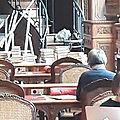 La bibliothèque Richelieu sous les <b>eaux</b>