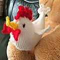 Les poulettes de Nicole