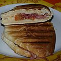 Pains pour <b>paninis</b> - Thermomix