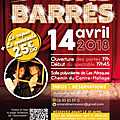 Spectacle 14 Avril 2018