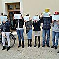 <b>Poèmes</b> de 16 vers de poètes et d'élèves d'un collège parisien Palmarès du Verbe Poaimer au Moulin de la Bièvre 5.11.16