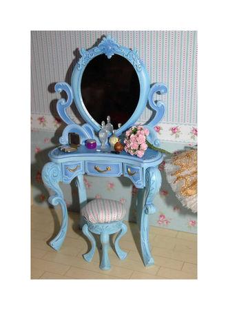 """Maison pour poupée """"manequin"""" 1/6ème 47974143_p"""