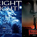 Fright Night -original- (1986) VS Fright Night- remake- (2011)