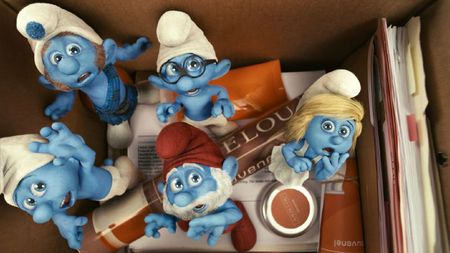 THE-SMURFS-FAMILY