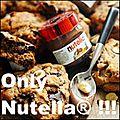 Only nutella parce que les autres ne savent pas résister ! Et Popsicle bananne Nutella le dessert à essayer NOW !