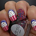 Nailstorming: <b>Cupcakes</b> & Compagnie
