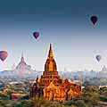 Voyage en Myanmar