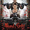 Hansel et Gretel : chasseurs de sorcières, Tommy Wirkola (2012)