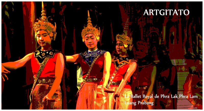 Le Phra Lak Phra Lam Argitato Luang Prabang 3