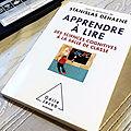 Apprendre à lire : Des sciences cognitives à la salle de classe - Stanislas Dehaene