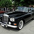 Bentley <b>Continental</b> S3 Chinese Eye coupe Mulliner Park Ward, 1962 à 1965