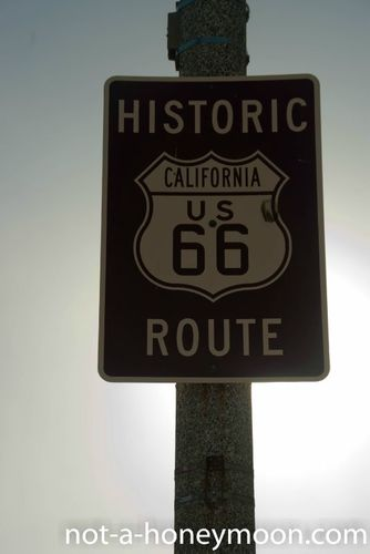 Gallery: The historic U.S. route 66 in California