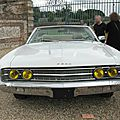 Ford Galaxie 500 convertible 1969